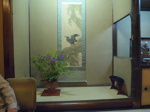 なぎ喜代川の2階部屋