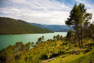 Pantano del Tranco - Sierra de Cazorla