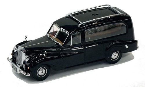 Oxford Austin A125 Sheerline funebre