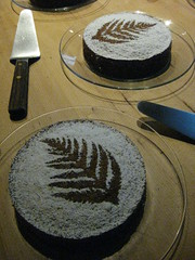 Dessert at Tassajara
