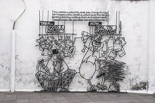 making george town - street art penang 55