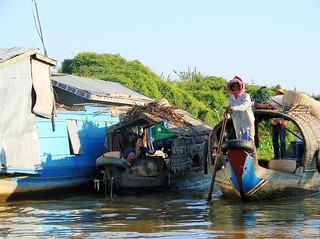lac tonle sap - cambodge 2007 24