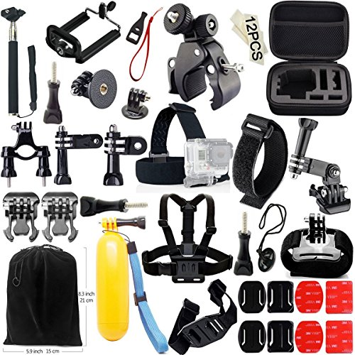 camera action hero 1234 session bundle firefly accessory xiaomi gopro gitup okaa amkov sjcam gogolook 44in1 sj400050006000