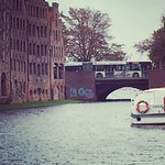 Flood in Luebeck