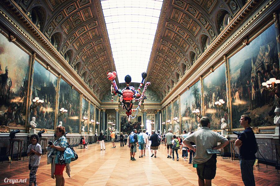 2016.08.14 | 看我的歐行腿| 法國巴黎凡爾賽宮 17