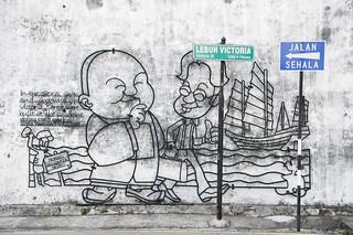 making george town - street art penang 24