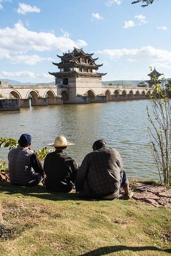 Non loin de Jianshui