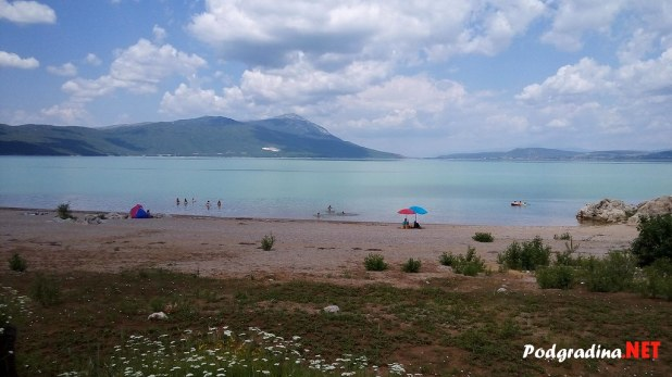 Image result for Buško jezero