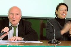 Massimo Dradi e Carola Goglio