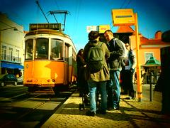 Tram 28 Lisboa
