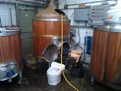 Pictish & MBCF Tandem Brew Day