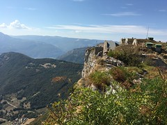 Le fort du Saint Eynard