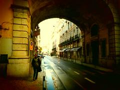 Louet à Lisbonne
