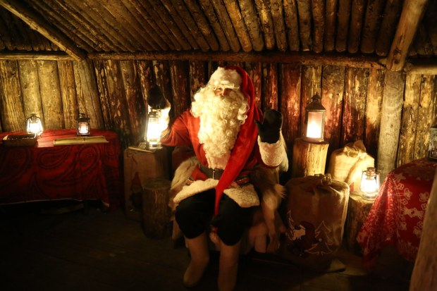 Santa Claus Tahko 2 by VisitLakeland, on Flickr