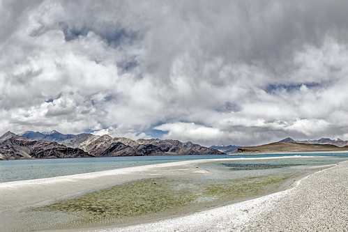 india lake landscape photography photo tibet indie anoop... (Photo: Anoop Negi on Flickr)