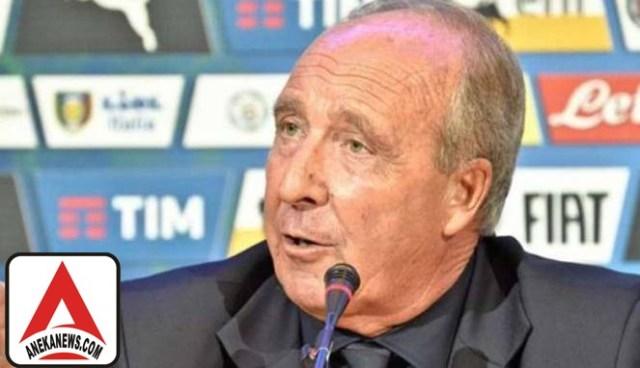 #Bola: Ventura Terharu Jalani Latihan Perdana Timnas Italia