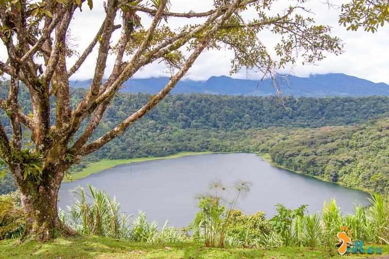 A Laguna Hule, Costa Rica