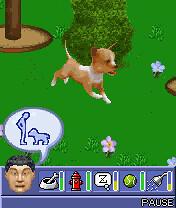 Les Sims 2 Animaux et cie Mobile