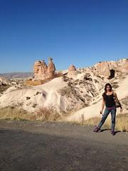 Actress Sanjjanaa holiday in Capadokiya (10)