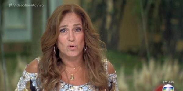 """Susana Vieira reclama do horário de """"SuperStar"""" para a direção da Globo"""