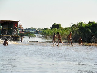 lac tonle sap - cambodge 2007 17