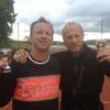 Anders Brenner  och Oskar Boding gick till semifinal i HD.