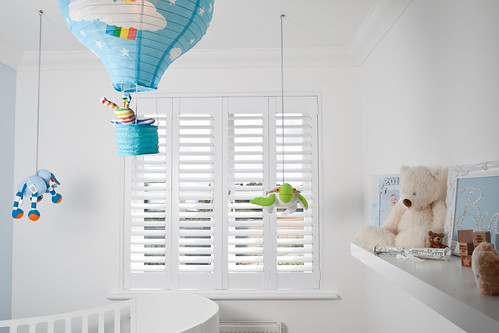 Nursery Room Shutters Gosfield, Essex