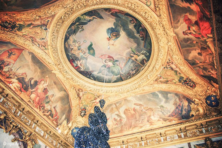 2016.08.14 | 看我的歐行腿| 法國巴黎凡爾賽宮 11
