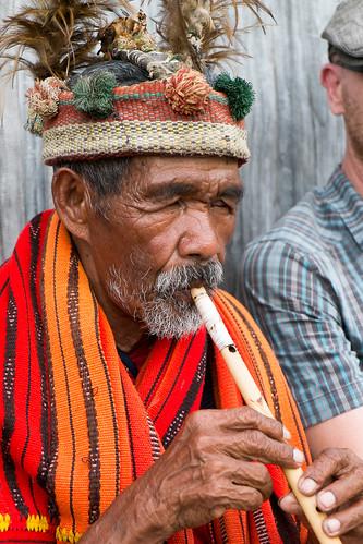 Music. Banaue