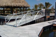 2 Line Boat Dock Gangways