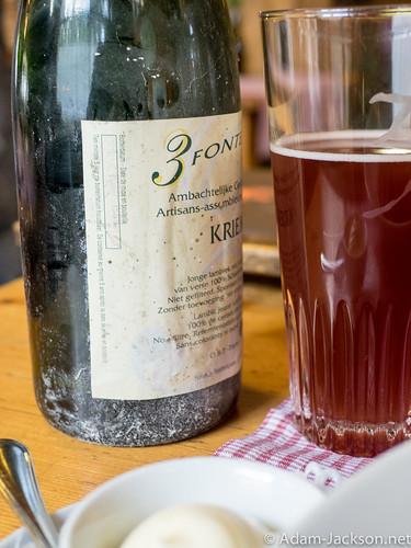 3 Fonteinen 1999 Oude Kriek