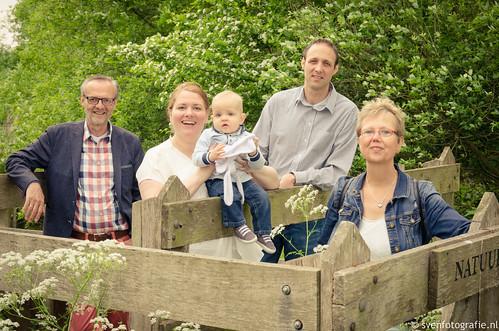 Familieshoot van Westreenen