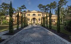 Villa Belle - long driveway