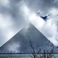 Endless building #nyc #newyork #zonazero #11s #oneworld #oneworltradecenter #neveragain #rascacielos