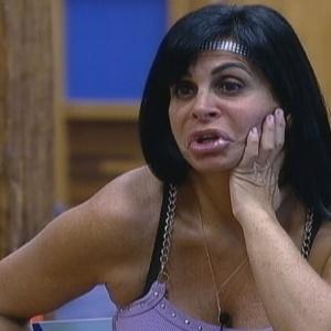 "Gretchen se estressa, faz barraco e ameaça desistir do ""Power Couple"""