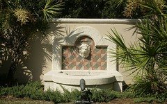 Coachella - Custom Fountain