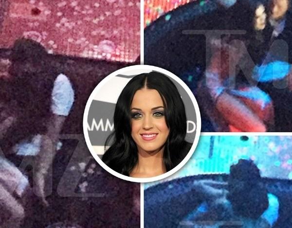 Katy Perry se pronuncia sobre a suposta traição do namorado