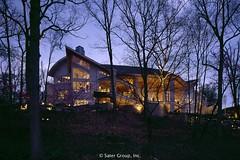 Custom Luxury Home exterior