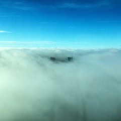 mClouds #clouds #madrid #torrecepsa #kio #nubes #torreskio #castellana #españa #spain