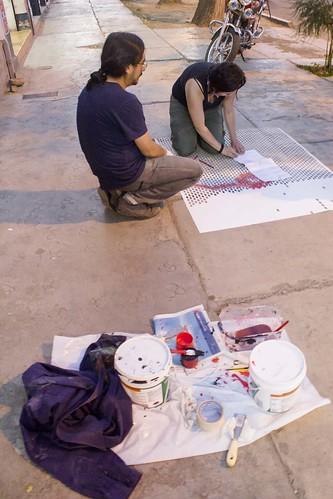 BAU 2013 Patricia Aramayo y Joaquin Cuevas