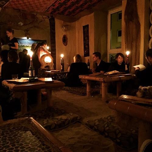 #nomnomnom  Wirklich gutes #Essen in #0711 #Stuttgart gibt's im #AmbienteAfrika