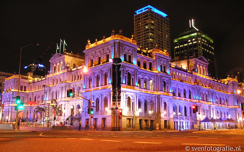 Brisbane @ Night