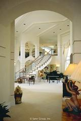 Custom Luxury Home Stairs
