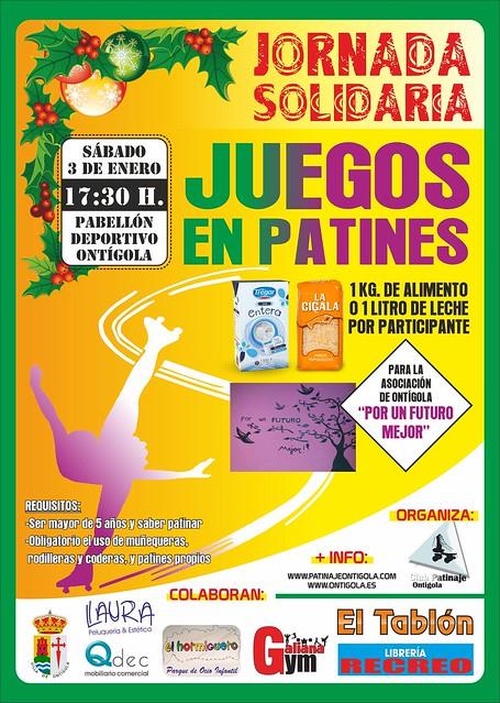 22. Evento Solidario Ontígola 2015