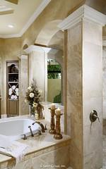 Monteverdi - Master Bath Tub