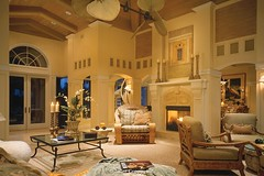 Pietra Mar ~ Living Room by Dan Sater