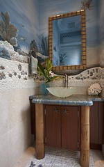 European Home by Dan Sater custom bath