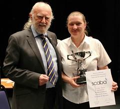 LGB, B section 2nd place (Jane Stewart)