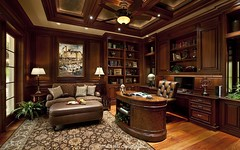 European Home by Dan Sater office