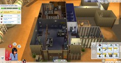 Les Sims 4 Carrière scientifique
